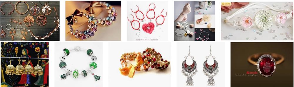 Tính truyền thống của trang sức handmade