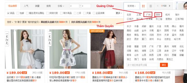 Hướng dẫn từ A đến Z cách mua hàng trên taobao7