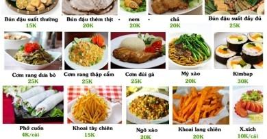 ý tưởng kinh doanh bán đồ ăn vặt online