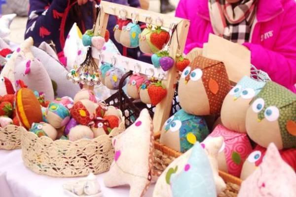 Bán đồ handmade - ý tưởng kinh doanh ít vốn lãi cao