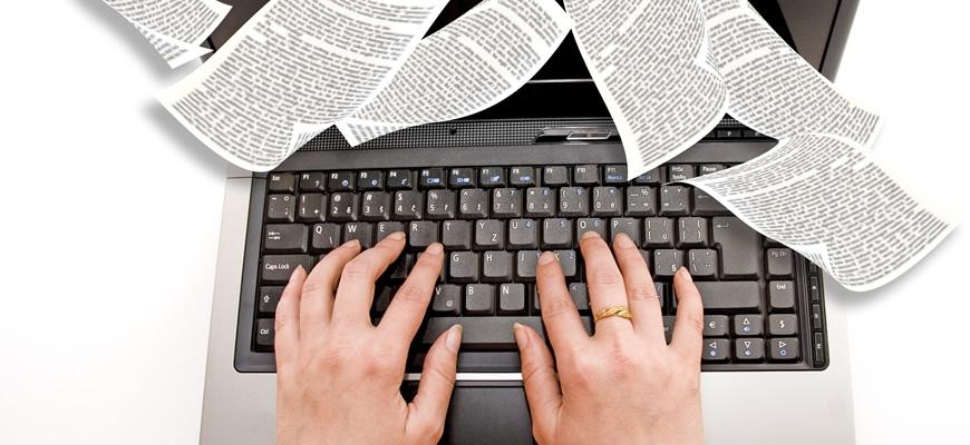 Làm nhân viên nội dung online - ý tưởng kinh doanh nhỏ