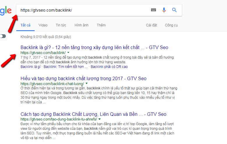 cach su dung google submit url