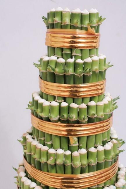 Học cách làm tháp cây phát lộc kiếm bạc triệu dịp Tết