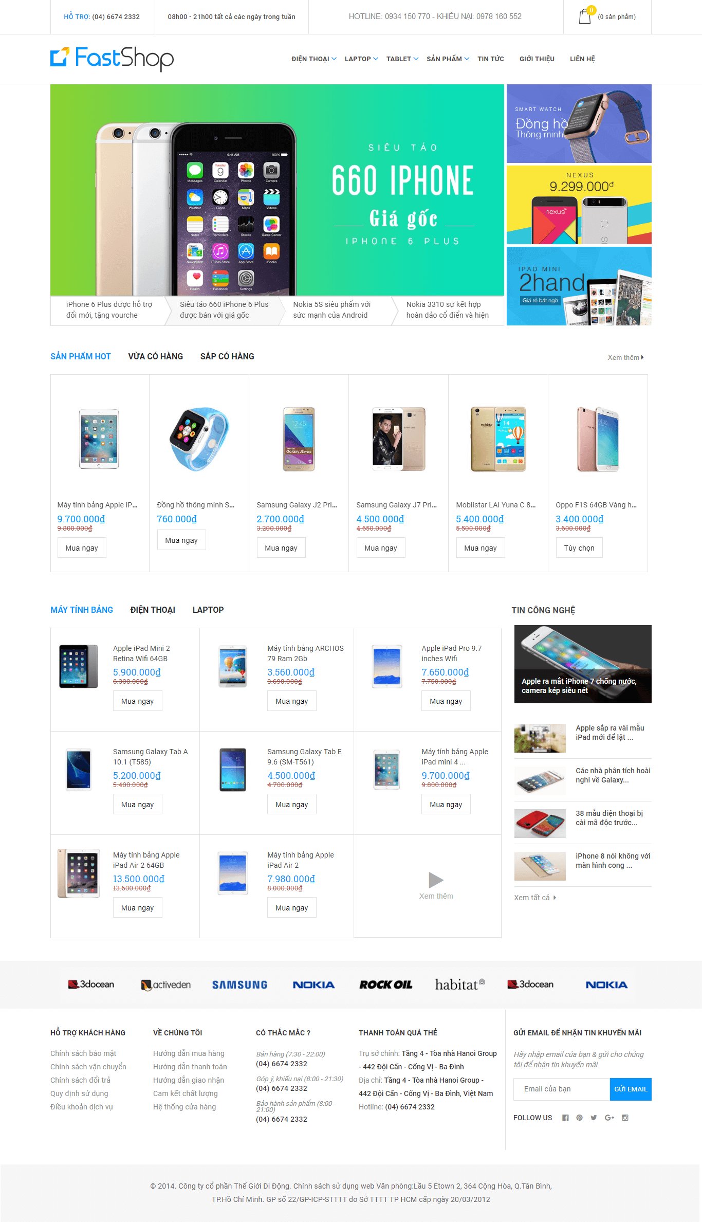 Web bán hàng - 65905411