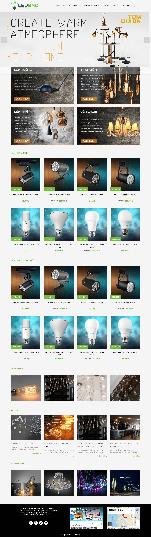 Web bán đèn trang trí 477332906