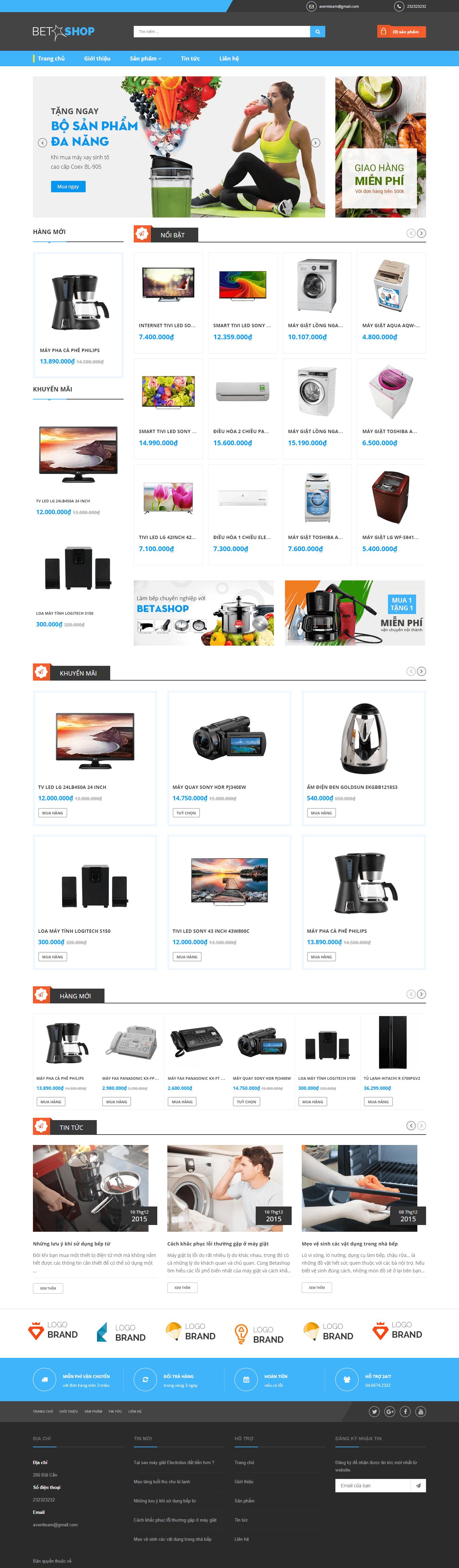Web bán hàng 306216695