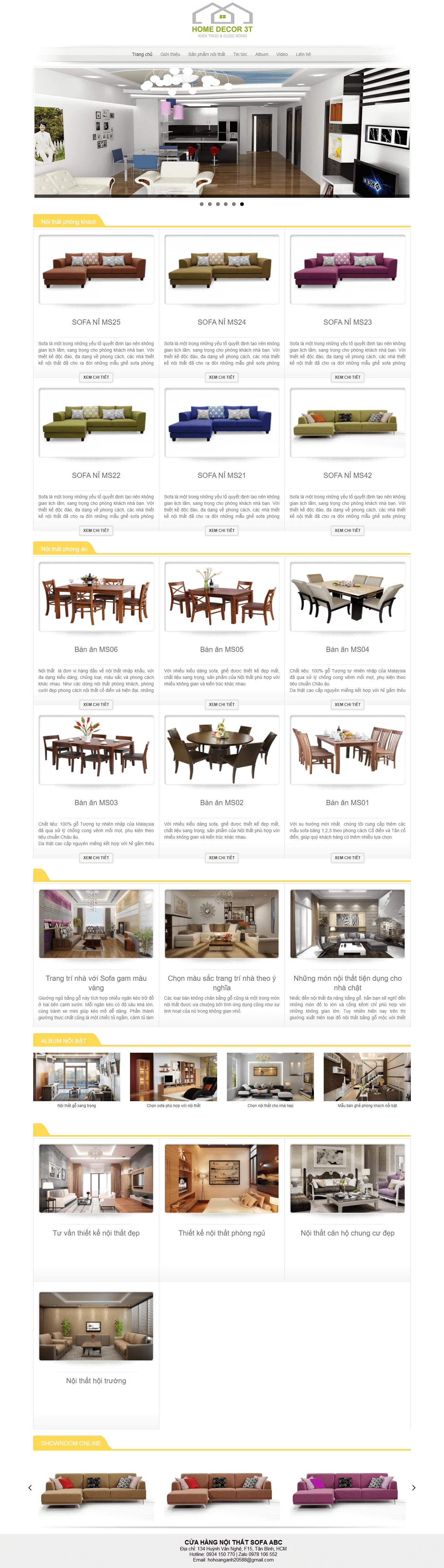 Web bán nội thất sofa 860077345