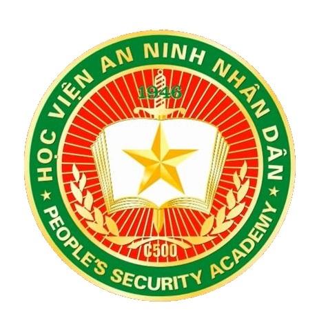 Mẫu logo Học viện An ninh nhân dân Hà Nội - thietkewebchuyen  Phone: 0934150770 Email: info@thietkewebchuyen.com - hohoanganh20588@gmail.com Địa chỉ: 134, 15 Huỳnh Văn Nghệ, Phường 15, Quận Tân Bình, TPHCM, Việt Nam