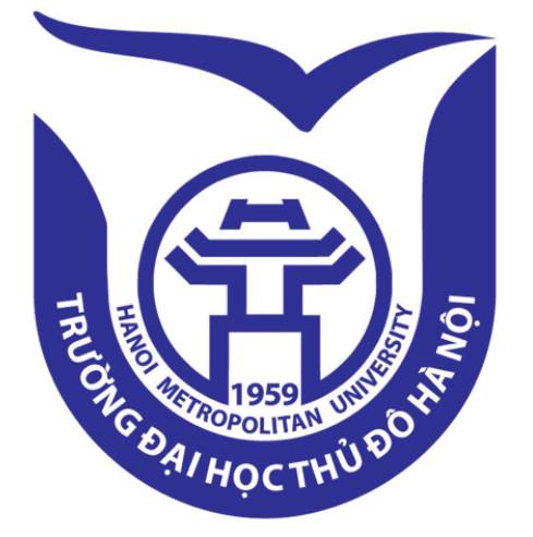 Mẫu logo trường đại học thủ đô Hà Nội - thietkewebchuyen