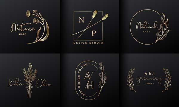 thiết kế logo đẹp đơn giản