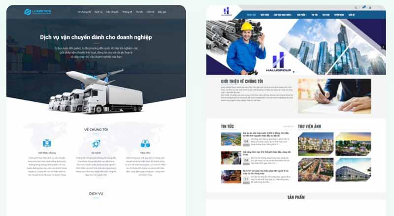 Thiết kế web công ty là gì  - thietkewebchuyen