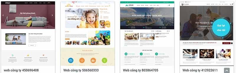 Thiết kế web dịch vụ theo yêu cầu - thietkewebchuyen.com