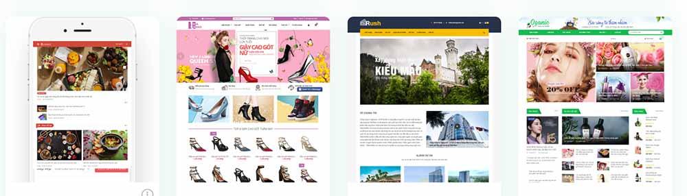 Thiết kế web trọn gói là gì - thietkewebchuyen